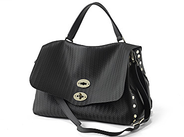 74b14cb7b8 Women's leather bags: opt for Zanellato quality